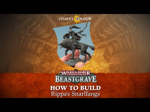 How to Build: Rippa's Snarlfangs