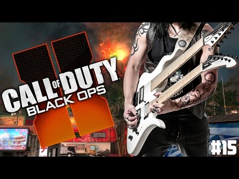 Playing Guitar on Black Ops 2 Ep. 15 - Dooo Meets Xbox