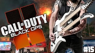 Playing Guitar on Black Ops 2 Ep 15 - Dooo Meets Xbox