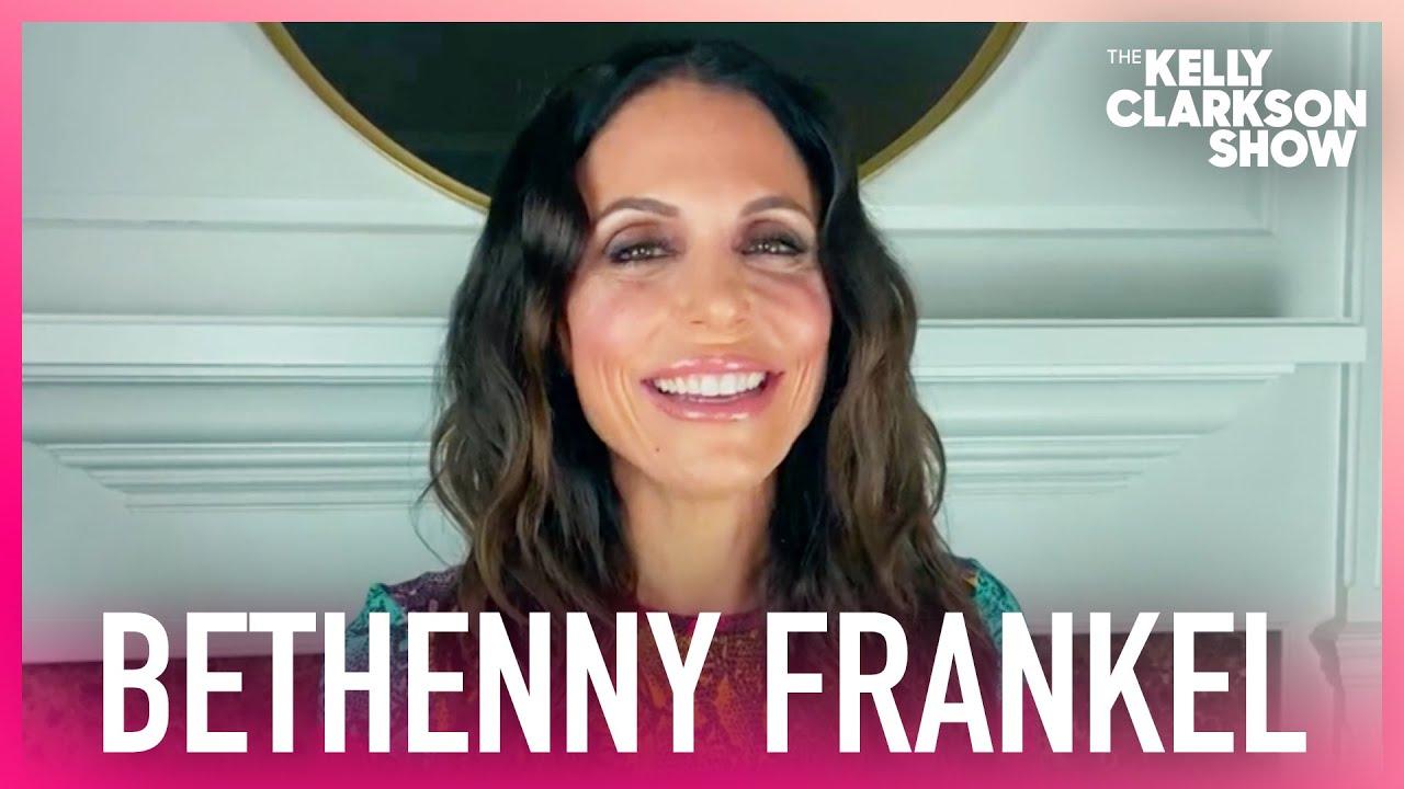 Bethenny Frankel Says Kelly's Song Was Her Quarantine Anthem