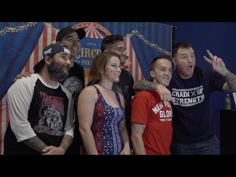 New Found Glory - 'From The Screen To Your Stereo To Your Town Tour' Part 1 Tour Video