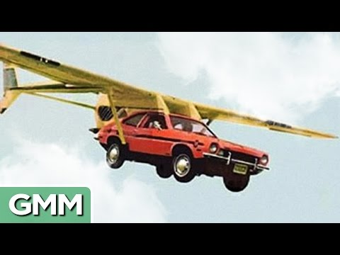 Unbelievable Flying Fails