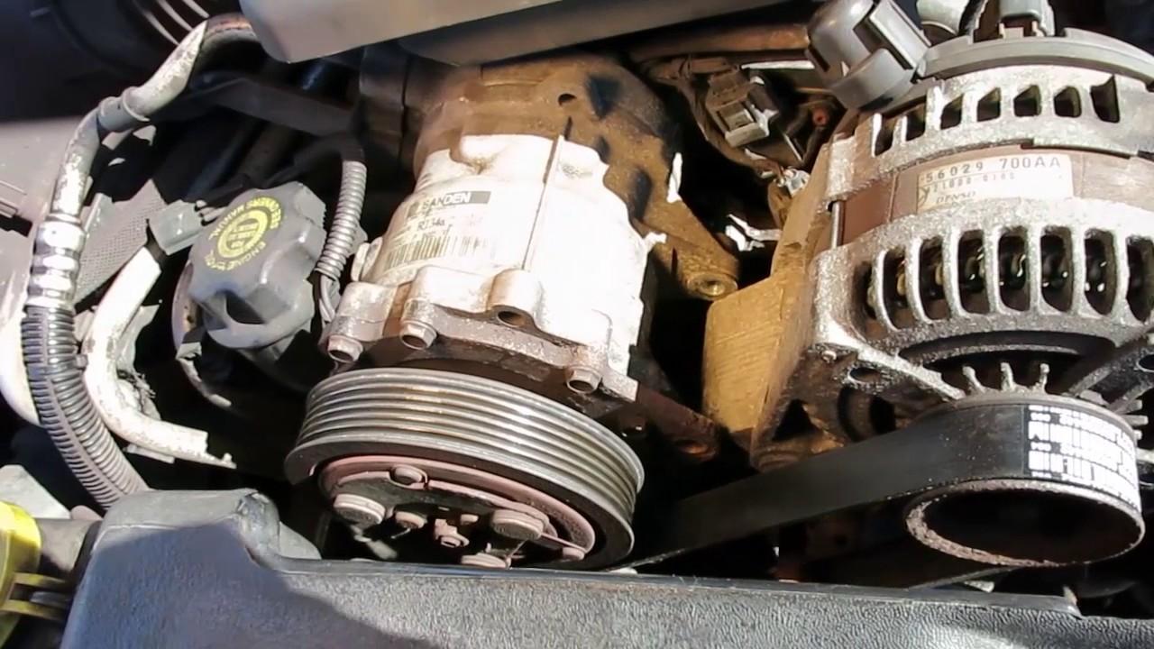 2001 durango ac belt bypass dayco belt 5060835 02 durango belt diagram no ac 2002 dodge durango [ 1280 x 720 Pixel ]