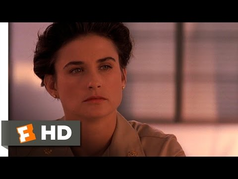 A Few Good Men (2/8) Movie CLIP - A Woman to Salute (1992) HD