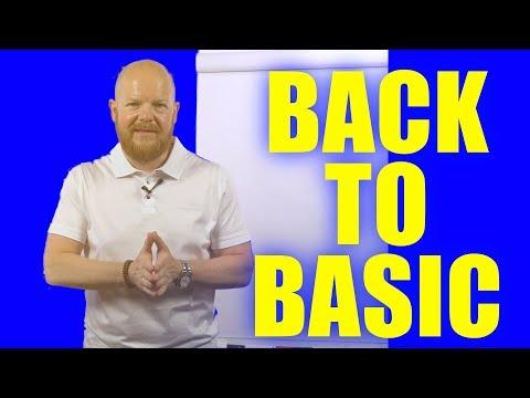 Back to Basic!