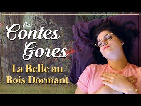 Les Contes Gores 4 La Verite Sur La Belle Au Bois Dormant Youtube