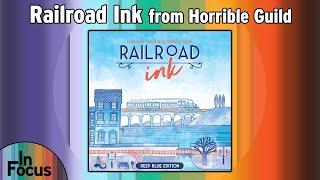 Railroad Ink - In Focus