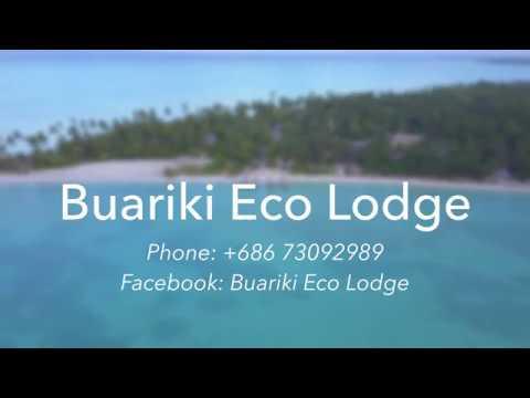 Buariki Eco Lodge, Kiribati - Promotional Video