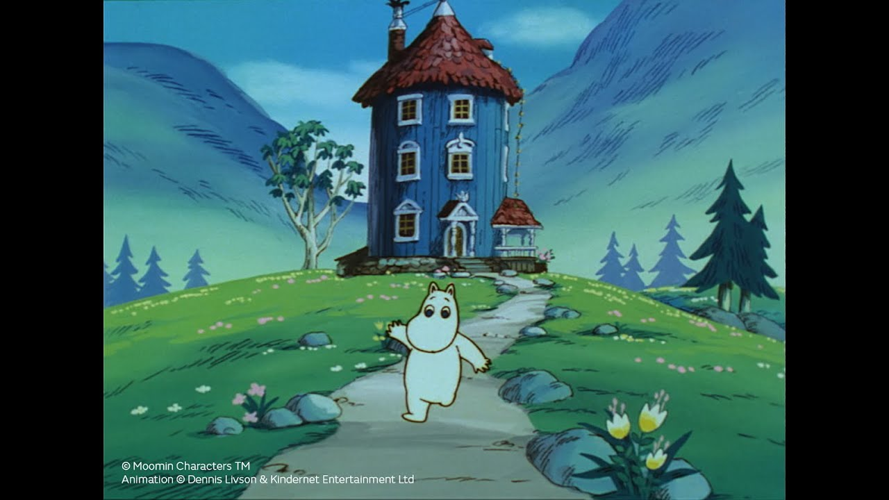 The Moomins Episode 01