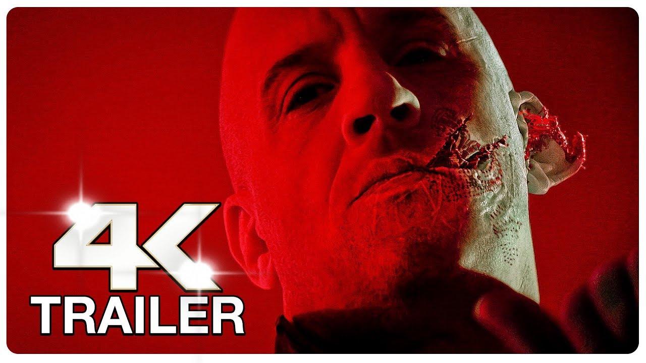 Bloodshot 4 Minute Trailers 4k Ultra Hd New 2020 Youtube