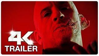BLOODSHOT : 4 Minute Trailers (4K ULTRA HD) NEW 2020