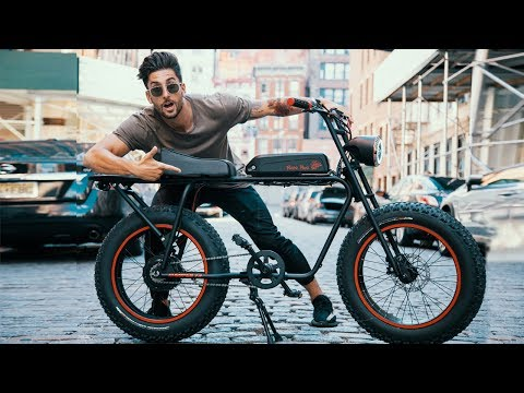 WORLDS BEST ELECTRIC BIKE *GIVEAWAY*