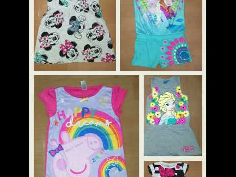 88a60772db93 Branded Surplus Stocklot Kids Wear Wholesale Clothing - YouTube