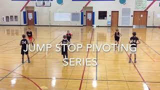 SK jump stop pivoting series