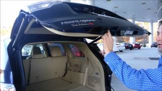 How to Adjust a Toyota Power Liftgate