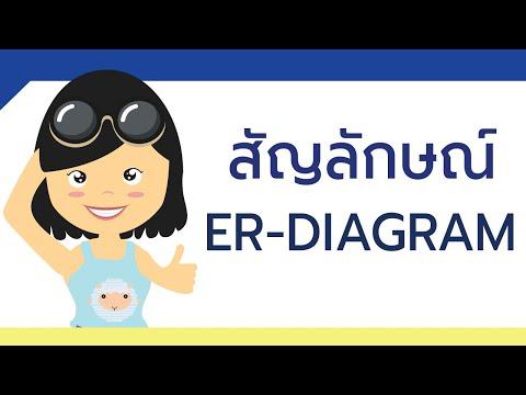 Part 1. สัญลักษณ์ ER Diagram