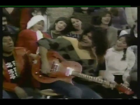 CHRISTMAS IS THE TIME TO SAY I LOVE YOU  MTV Christmas  1981  Billy Squier