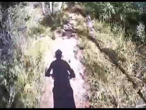 Mountain Biking Mormon Trail - Little Emigration Canyon (Salt Lake City, Utah)