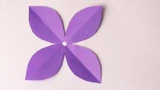 Origami Easy Decorative Crafts - Homecraft - কাগজের তৈরি জিনিস