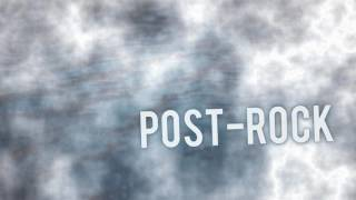 Post-rock backing track in D Minor (53 bpm)