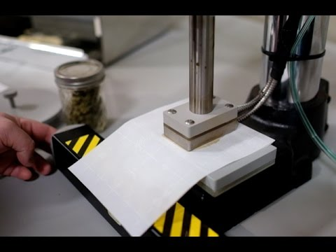 Next Level Dab Making: Rosin Presses
