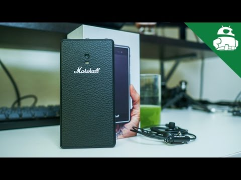 Marshall London unboxing and first impressions