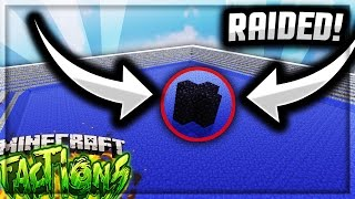 This GOT Them RAIDED!! | Minecraft FACTIONS #528