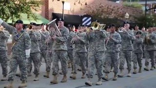 Veterans Memorial Walk fundraising video