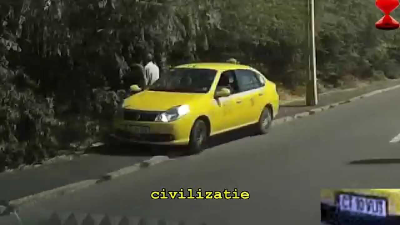 Amestecate din trafic (21) [filmare trafic] 18+