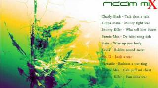 War Monger Riddim Mix [October 2011] [Open Ear Music]