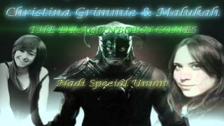 Christina Grimmie & Malukah - The Dragonborn Comes (Nadi Special Union)