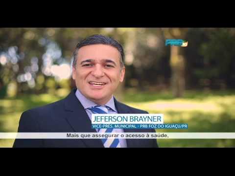 VICE PRES  PRB FOZ DO IGUAÇU - JEFERSON BRAYNER