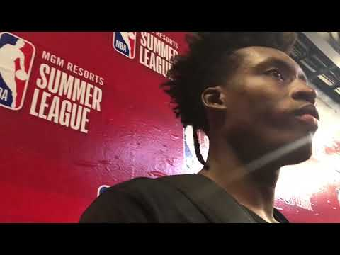 Collin Sexton, disciple of Chris Paul, has best game of summer with 25 points against Kings