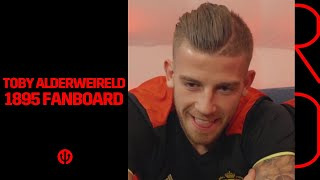 Toby Alderweireld calls supporter to renew his 1895 membership