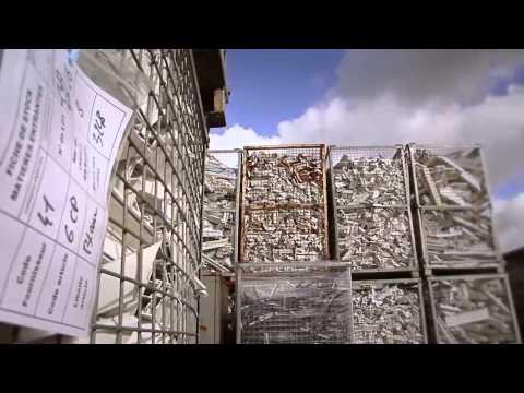Recycler le PVC (Vernie, France) - SUEZ