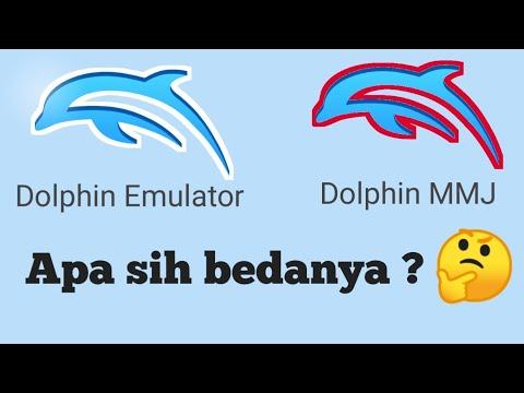 PEMBAHASAN LENGKAP || Perbedaan Dolphin Emulator Dan Dolphin MMJ