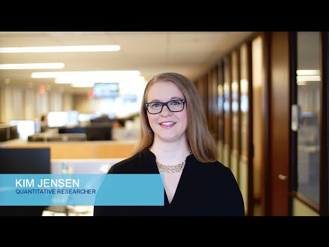 Citadel Year One: Kim Jensen Year – Quantitative Researcher, NY