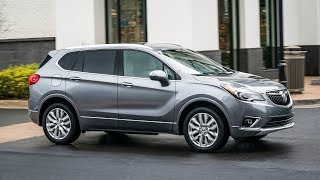 Buick Envision 2019 Car Review
