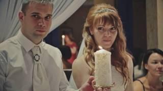 Оксана&Дима Ёлка - Моревнутри Свадебное видео