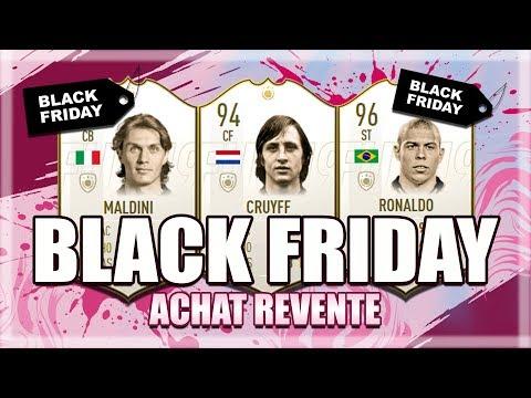 FIFA 19   ACHAT REVENTE : MON AVIS SUR LE BLACK FRIDAY ET SON IMPACT SUR FUT !