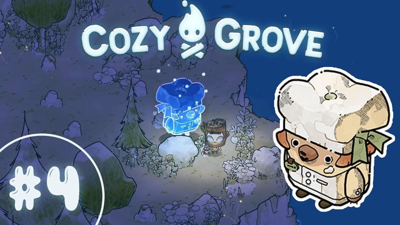 #4 Cozy Grove | Повар Эллисон Фришер - Полное прохождение