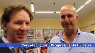 Corrado Liguori, alla vigilia di Genoa Lecce Coppa Italia