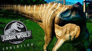 Em Busca do Vale Encantado [#2] | Novos Dinossauros! Estegossauros | Jurassic World Evolution |PT/BR