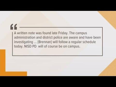 NISD responds to parents' concerns at Brennan High School