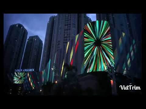 Jakarta modern city 2018 terbaru