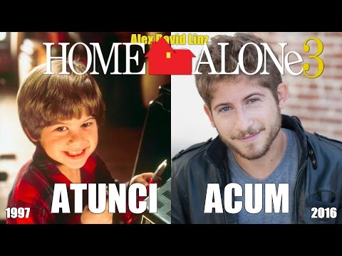 HOME ALONE 3 THEN AND NOW 2016