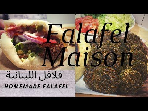 boulettes-de-pois-chiches-falafel|طريقة-تحضير-الفلافل-في-الفرن-ولا-أروع|home-made-falafel-in-oven