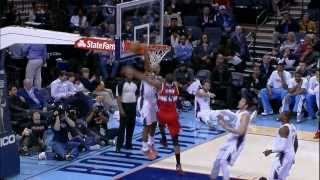 Charlotte Bobcats Top 10 Plays of the 2013 Season