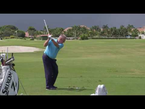 White Picket Fence Secret to Solid Contact on Every Golf Swing by Martin Hall