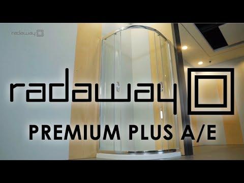 Установка уголка Radaway Premium Plus A/E